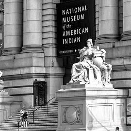 Regina Geoghan - NYC National Museum of the American Indian