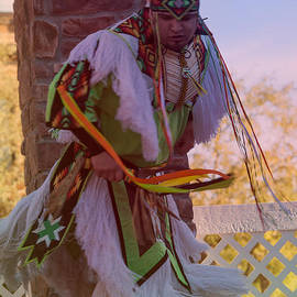 Carolina Liechtenstein - Native American Grass Stomping Dance 20