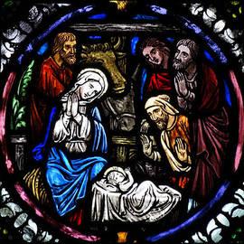 David T Wilkinson - Nativity with Shepherds