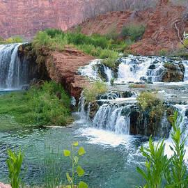 Alan Socolik - Navajo Falls