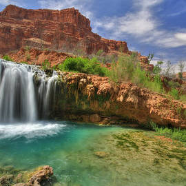 Lori Deiter - Navajo Falls
