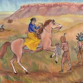 Dawn Senior-Trask - Navajo Ye