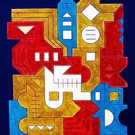 Peter-hugo Mcclure - Navajo.2000