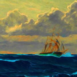 Sir Josef - Social Critic -  Maha Art - Navires De L Amour
