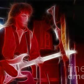 Gary Gingrich Galleries - Neal Schon-GB21A-Fractal
