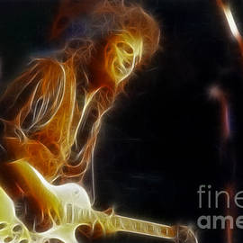 Gary Gingrich Galleries - Neal Schon-GC18A-Fractal