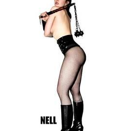 Nell Vgirl PinUp by Jon Volden