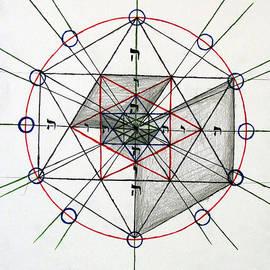 Luke Galutia - New Jerusalem - Metatron