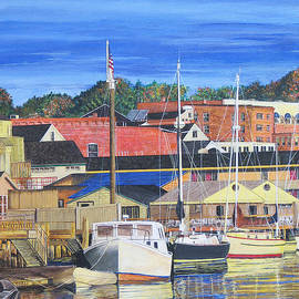 Stuart B Yaeger - New London Marina