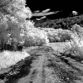 New Mexico Back Road by Joshua House