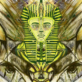 Pharaoh's Mind by Michael African Visions