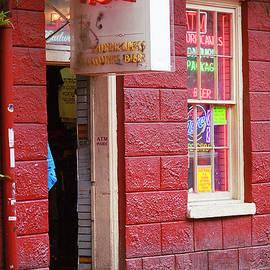 New Orleans - Bourbon Street 1 by Frank Romeo
