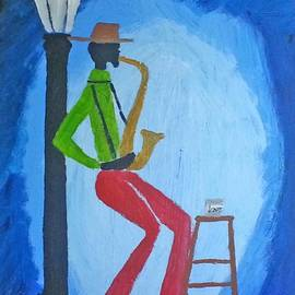 Michael Chatman - New Orleans Sax Man