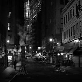 Vivienne Gucwa - New York City Street - Night