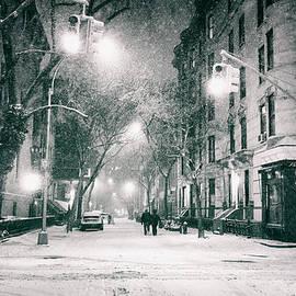 Vivienne Gucwa - New York City - Winter Night in the West Village