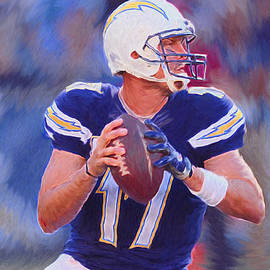 Tyler Watts KyddCo - NFL Philip Rivers - Chargers