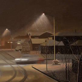 Night Drive by Thu Nguyen