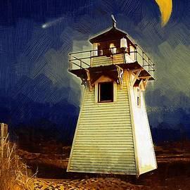 RC deWinter - Night Light