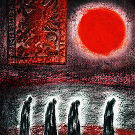 Hartmut Jager - Night of the Red Moon
