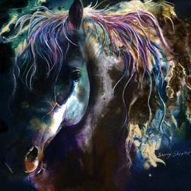 Sherry Shipley - Night Stallion
