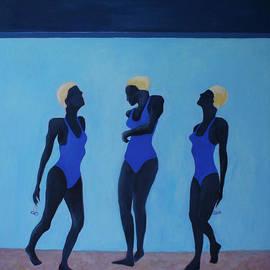 Victoria Sheridan - Night swimmers