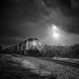 Night Train by Robert Frederick