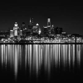 Jennifer Ancker - Nightfall in Philly b/w