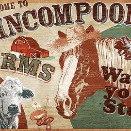 Nincompoop Farms by JQ Licensing