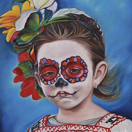 Ninya Muerta 1 by Barbara  Rivera