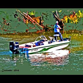 Joseph Coulombe - Nitro Bass Fishing