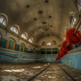 NO swimming  by Nathan Wright