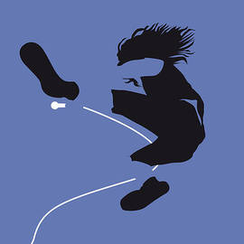 No008 MY Pearl Jam Minimal Music poster by Chungkong Art