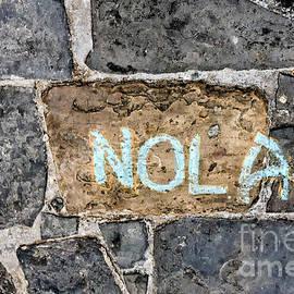 NOLA - New Orleans Street Art by Kathleen K Parker