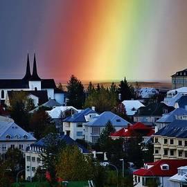 David Broome - Nordic Church Rainbow