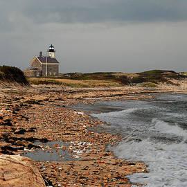 Nancy De Flon - North Light Block Island
