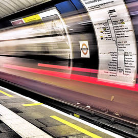 Rona Black - Northbound Underground