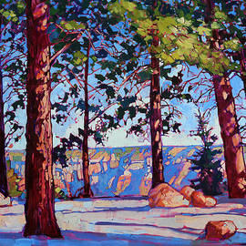 Northern Rim by Erin Hanson