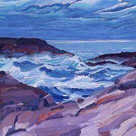 Janet Ashworth - Nova Scotia Coast