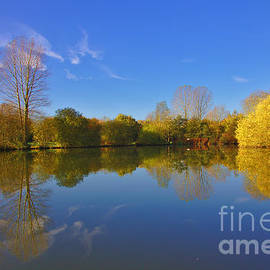 November Lake 1 by Jeremy Hayden
