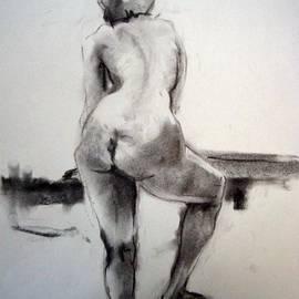 Alfons Niex - Nude Woman