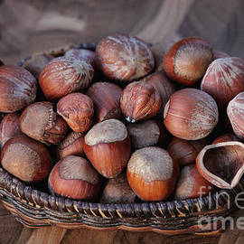 Luv Photography - Nuts In A Basket