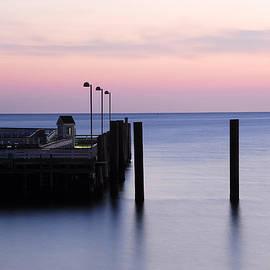 Dan Myers - Oak Harbor Sunrise