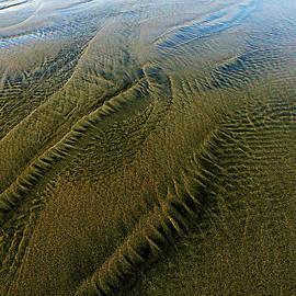 Pamela Patch - Ocean Abstract