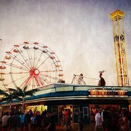 Richard Reeve - Ocean City - Boardwalk