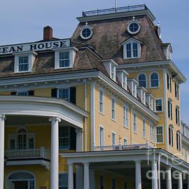 Anna Lisa Yoder - Ocean House in Watch Hill - Rhode Island