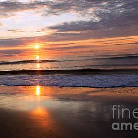 Ocean Isle Beach at Sunrise
