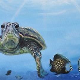 Donna Tuten - Ocean Life