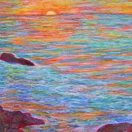 Kendall Kessler - Ocean Sunset