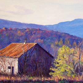 October Morning by Bonnie Mason