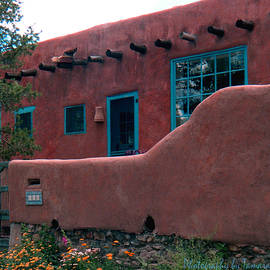 Tamara Kulish - Old Adobe House 4